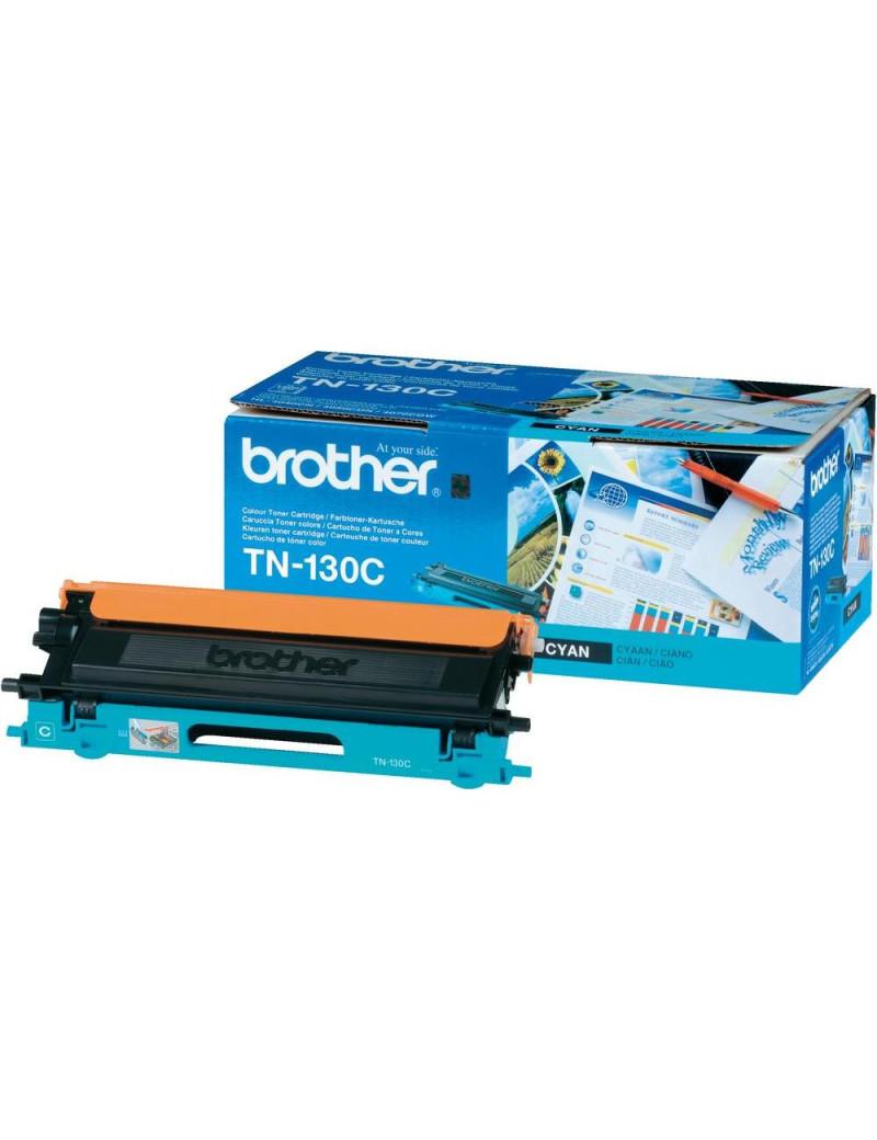 Toner Originale Brother TN-130C (Ciano 1500 pagine)