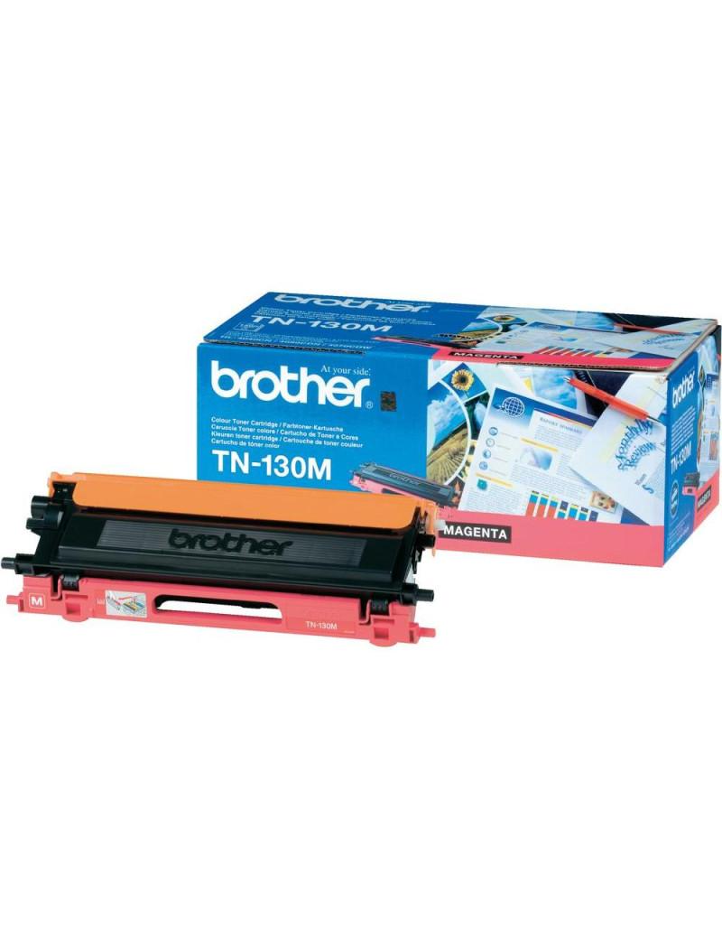 Toner Originale Brother TN-130M (Magenta 1500 pagine)