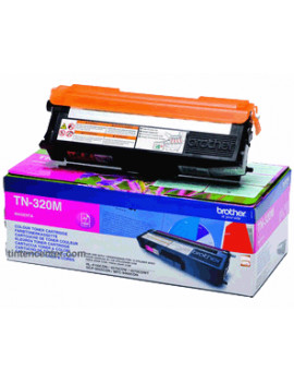 Toner Originale Brother TN-320M (Magenta 1500 pagine)