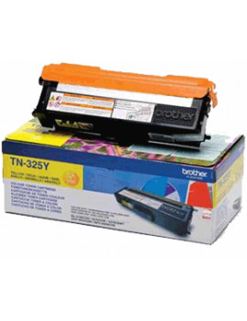 Toner Originale Brother TN-325Y (Giallo 3500 pagine)