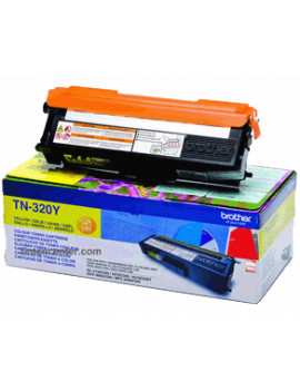 Toner Originale Brother TN-320Y (Giallo 1500 pagine)