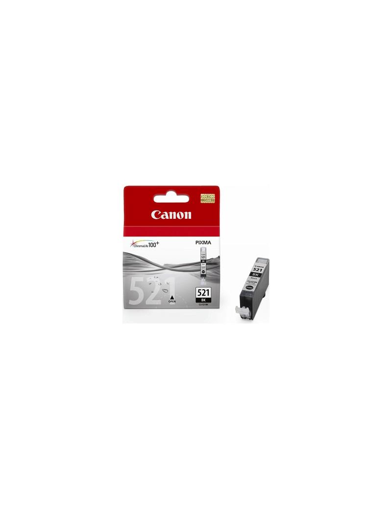 Cartuccia Originale Canon CLI-521BK 2933B001 (Nero)