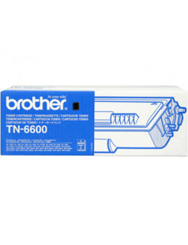 Toner Originale Brother TN-6600 (Nero 6000 pagine)