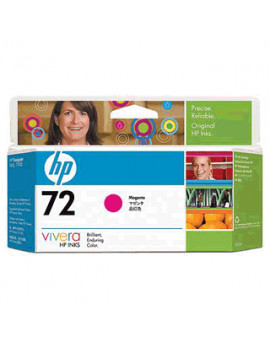Cartuccia Originale HP C9372A 72 (Magenta 130 ml)