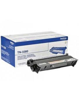 Toner Originale Brother TN-3380 (Nero 8000 pagine)