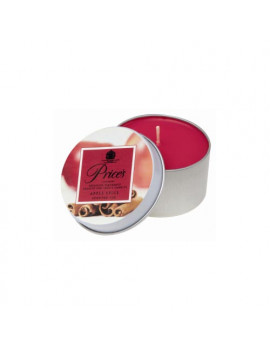Candela in Lattina Price's - Fragrance - Apple Spice