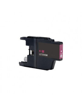 Cartuccia Compatibile Brother LC-1240M (Magenta 600 pagine)