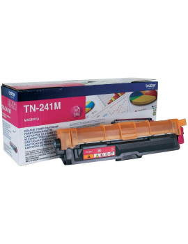 Toner Originale Brother TN-241M (Magenta 1400 pagine)