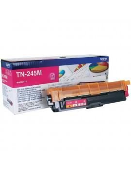 Toner Originale Brother TN-245M (Magenta 2200 pagine)