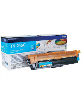 Toner Originale Brother TN-245C (Ciano 2200 pagine)