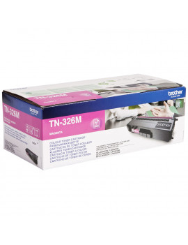 Toner Originale Brother TN-326M (Magenta 3500 Pagine)