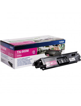 Toner Originale Brother TN-900M (Magenta 6000 Pagine)