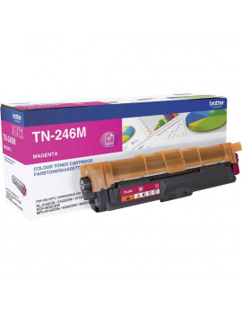 Toner Originale Brother TN-246M (Magenta 2200 pagine)