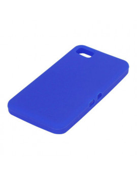 Cover in Silicone TPU per BlackBerry Z10 (Blu)