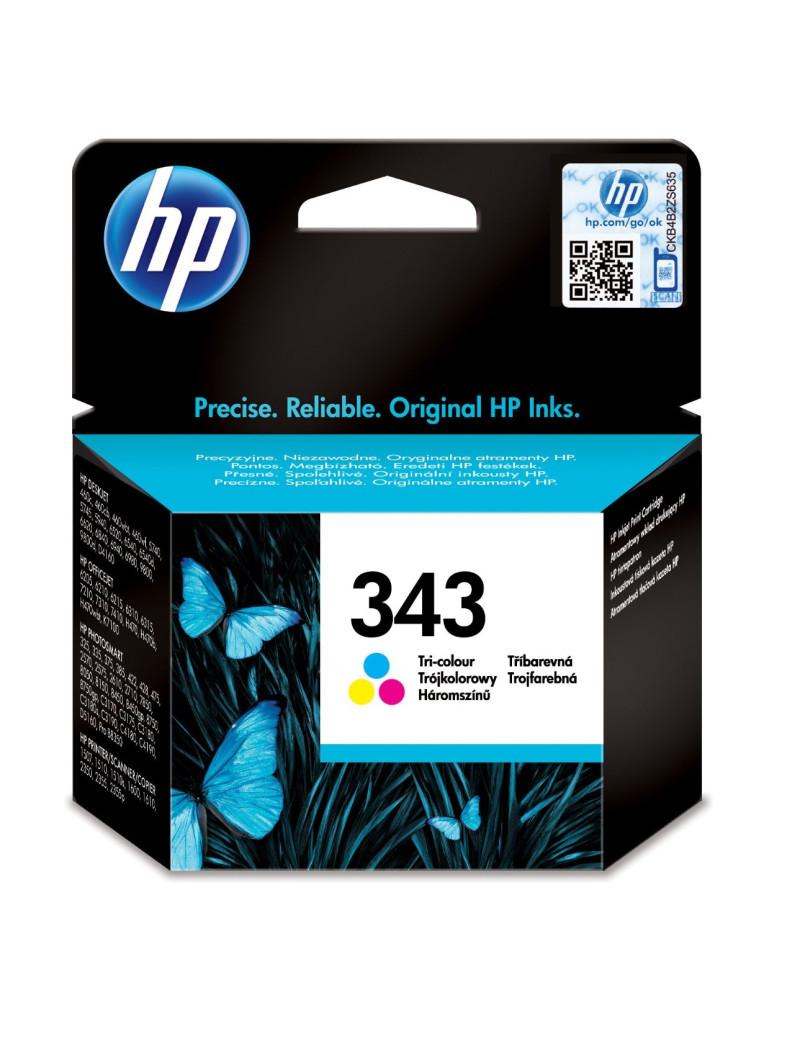Cartuccia Originale HP C8766EE 343 (Colore 330 pagine)