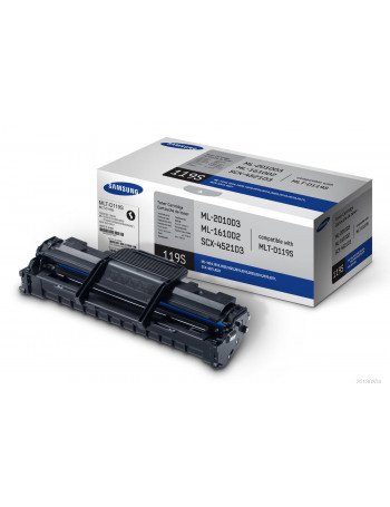 Toner Compatibile Samsung MLT-D119S (Nero 3000 pagine)
