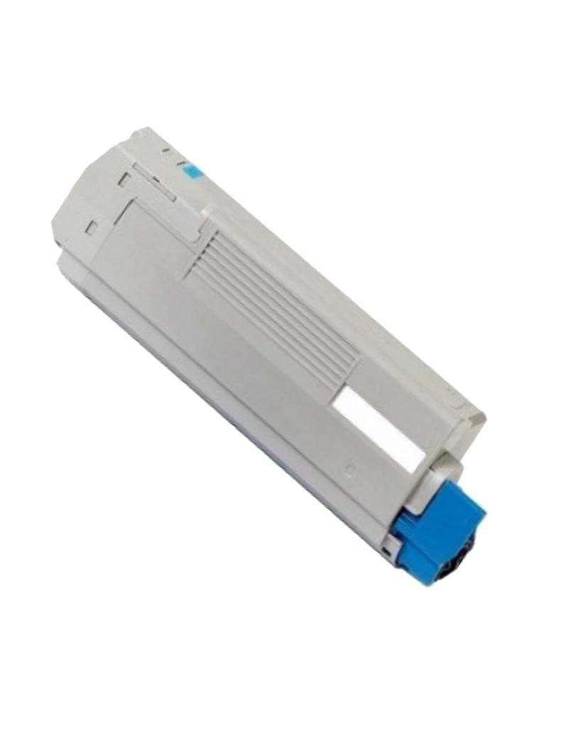 Toner Compatibile Oki 43381907 (Ciano 2000 pagine)