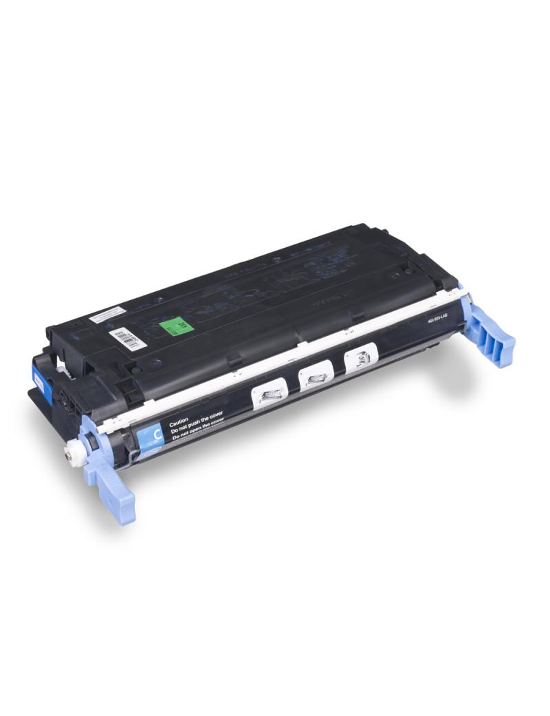 Toner Compatibile HP C9721A 641A (Ciano 8000 pagine)