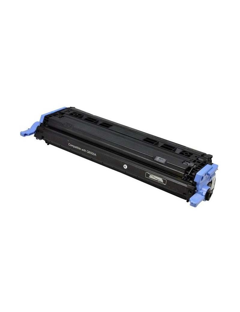 Toner Compatibile HP Q6000A 124A (Nero 2500 pagine)