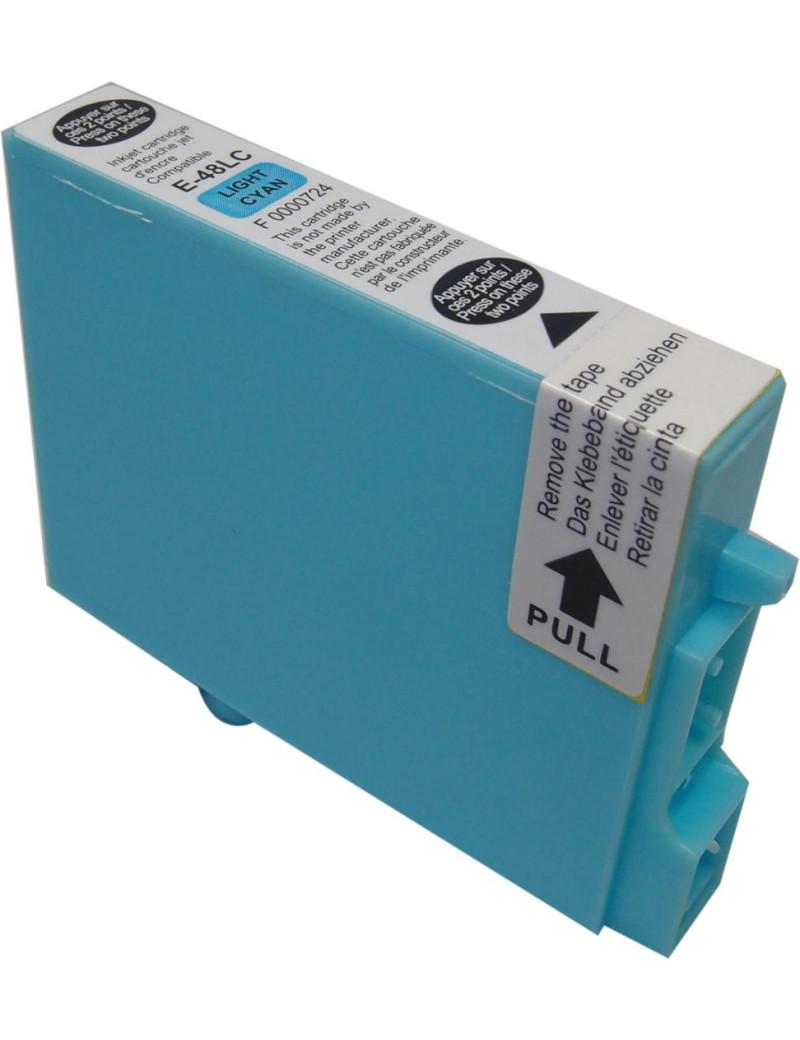 Cartuccia Compatibile Epson T048540 (Ciano Chiaro 430 pagine)