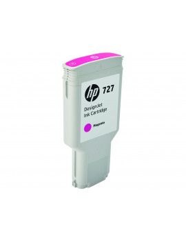 Cartuccia Originale HP F9J77A 727 (Magenta 300ml)