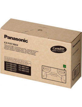 Toner Originale Panasonic KX-FAT390X (Nero 1500 pagine)