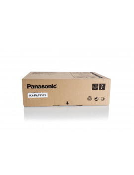 Toner Originale Panasonic KX-FAT431X (Nero 6000 pagine)