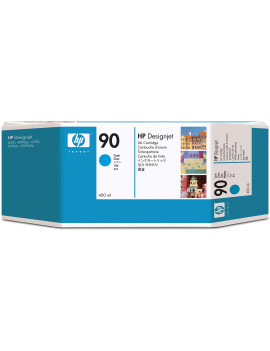 Cartuccia Originale HP C5061A 90 (Ciano 400ml)