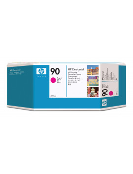 Cartuccia Originale HP C5063A 90 (Magenta 400ml)