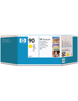 Cartuccia Originale HP C5065A 90 (Giallo 400ml)