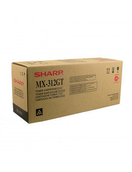 Toner Originale Sharp MX-312GT (Nero 25000 pagine)