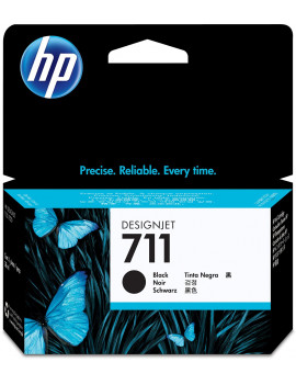 Cartuccia Originale HP CZ129A 711 (Nero 38ml)