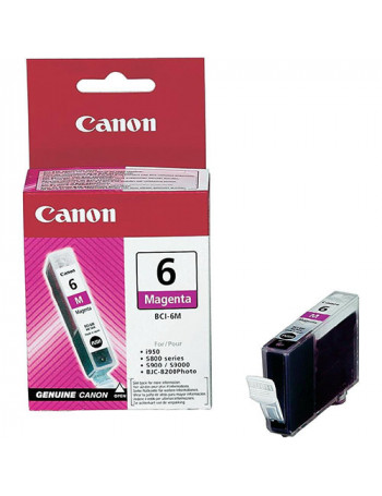 Cartuccia Compatibile Canon BCI-6Y 4708A002 (Giallo 340 pagine)