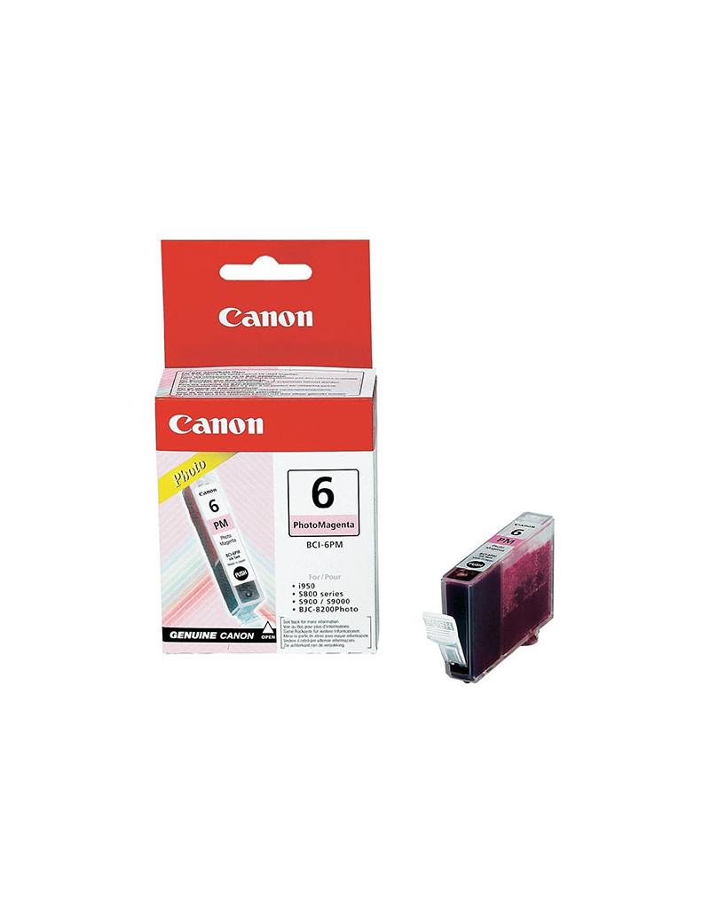 Cartuccia Originale Canon BCI-6PM 4710A002 (Magenta Foto)