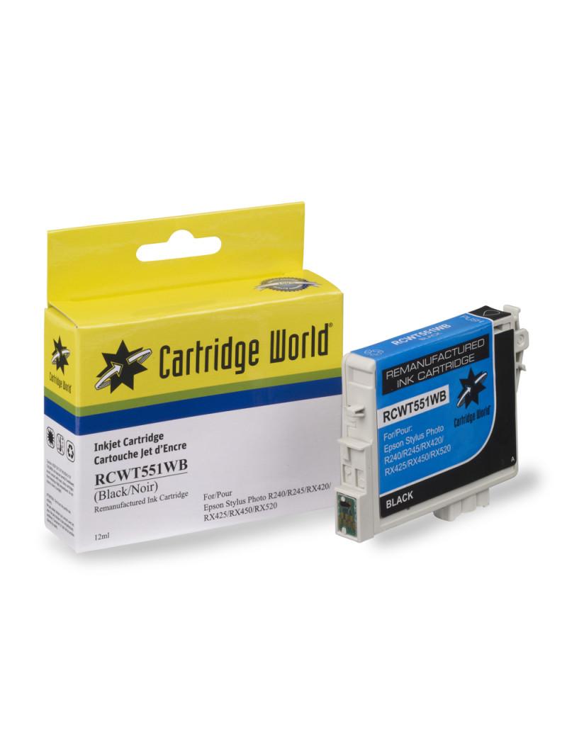 Cartuccia Compatibile Epson T055140 (Nero)
