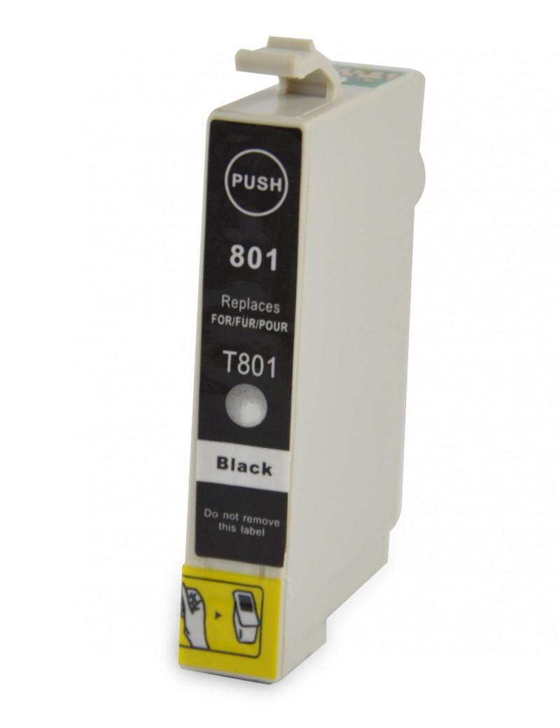 Cartuccia Compatibile Epson T080140 (Nero)