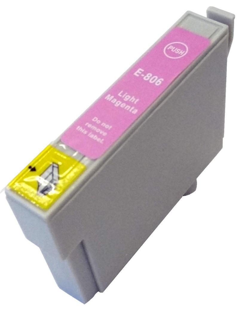 Cartuccia Compatibile Epson T080640 (Magenta Light)