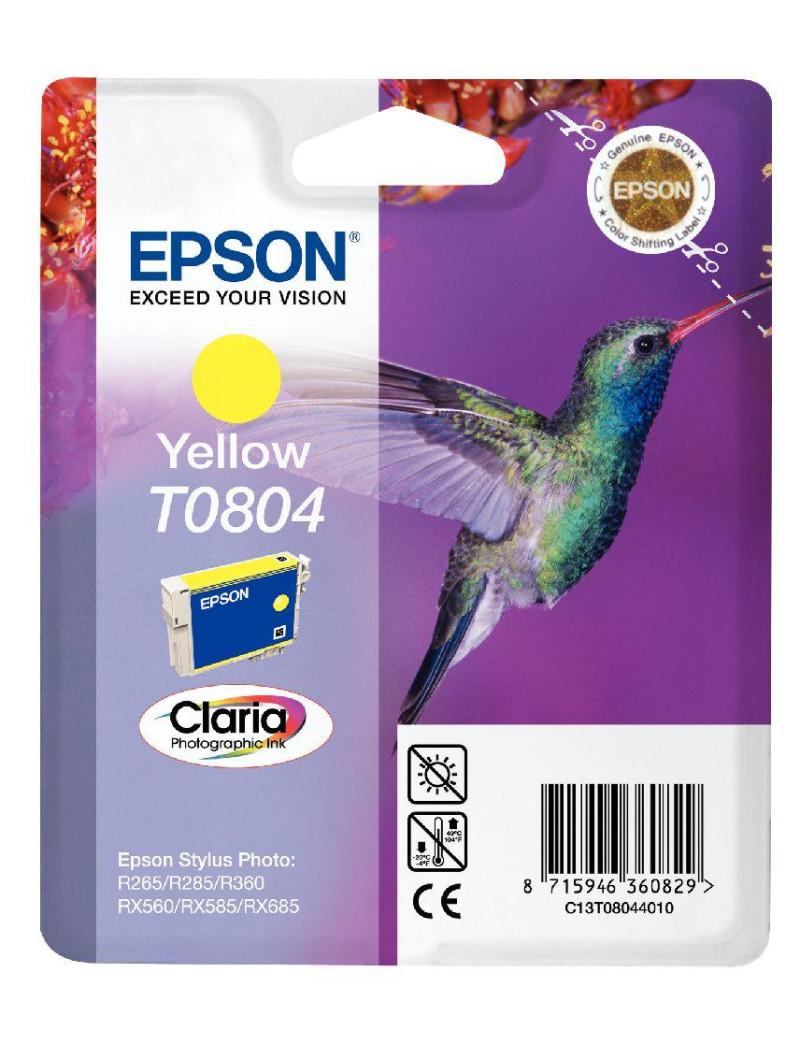Cartuccia Originale Epson T080440 (Giallo)