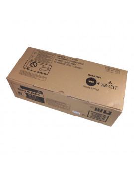 Toner Originale Sharp AR-621T (Nero 83000 pagine)
