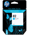 Cartuccia Originale HP C4911A 82 (Ciano 69 ml)