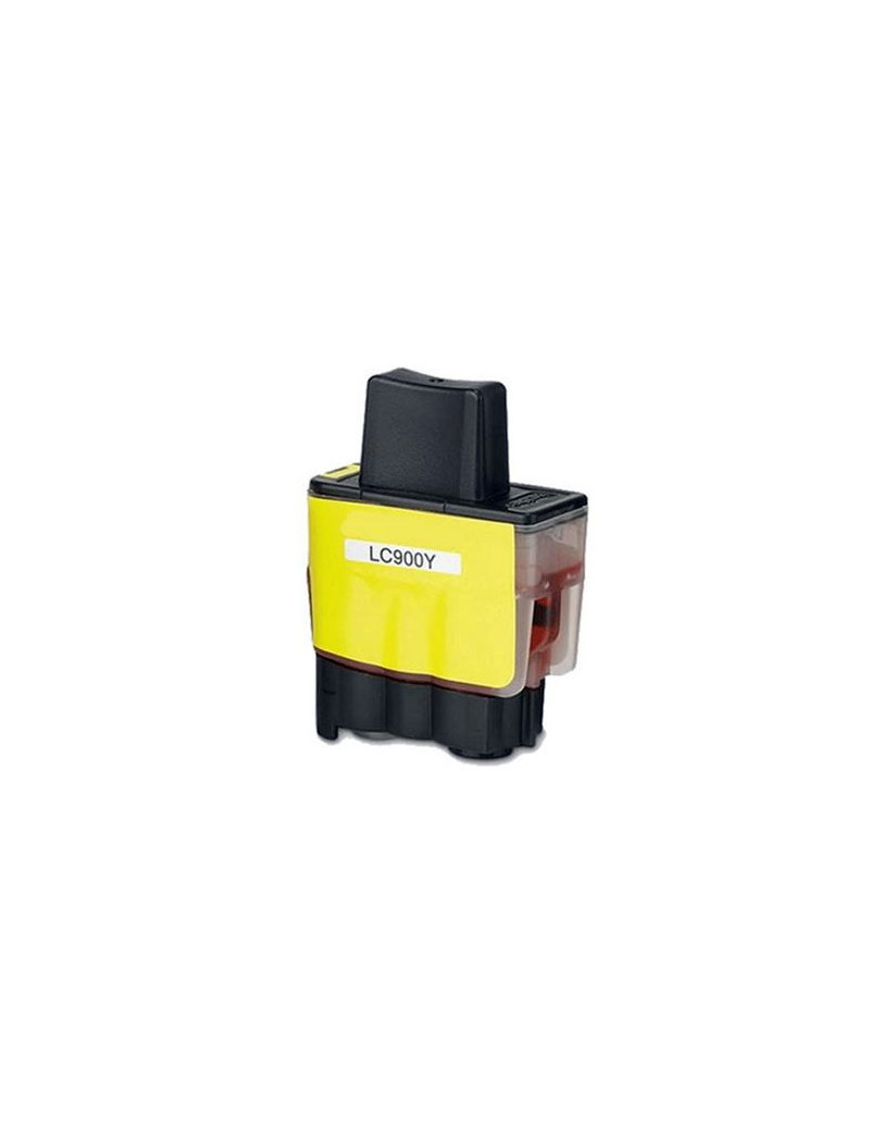 Cartuccia Compatibile Brother LC-900Y (Giallo 400 pagine)