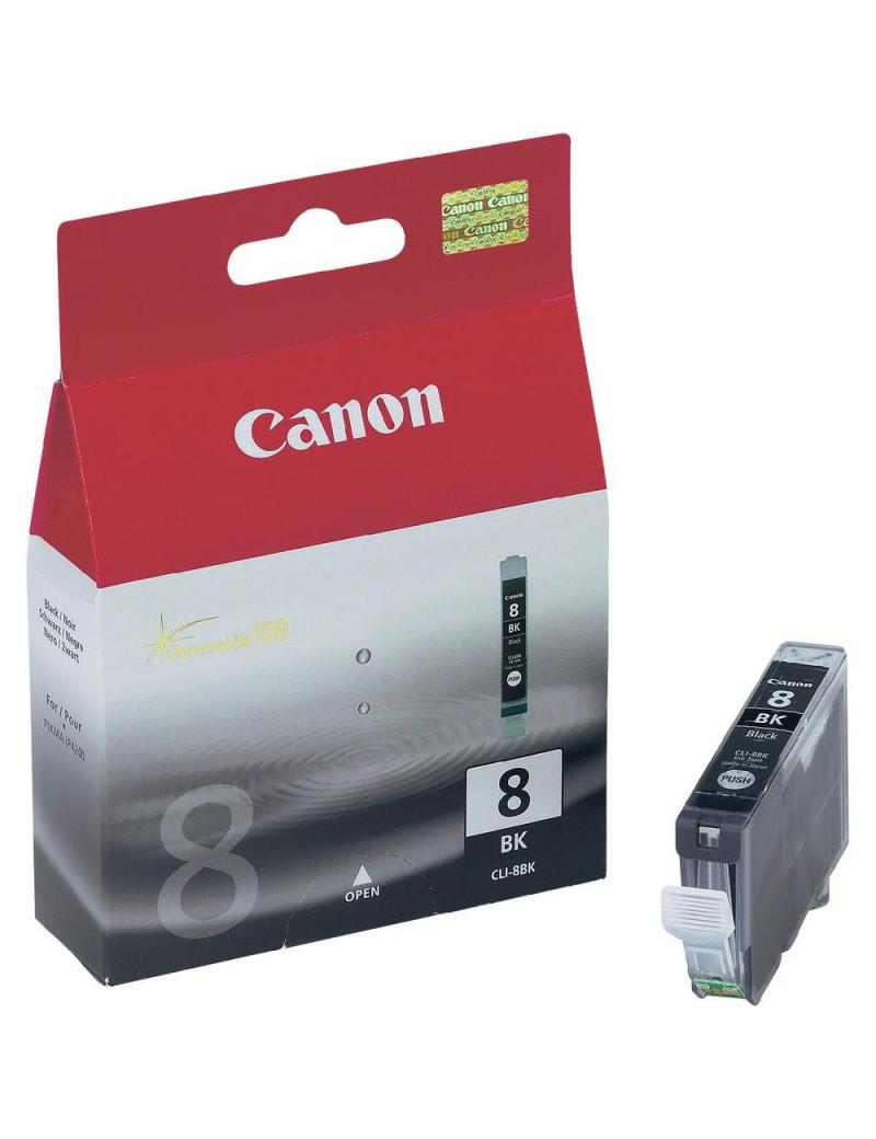 Cartuccia Originale Canon CLI-8BK 0620B001 (Nero)