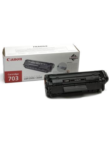Toner Compatibile Canon 703 7616A005 (Nero 2000 pagine)