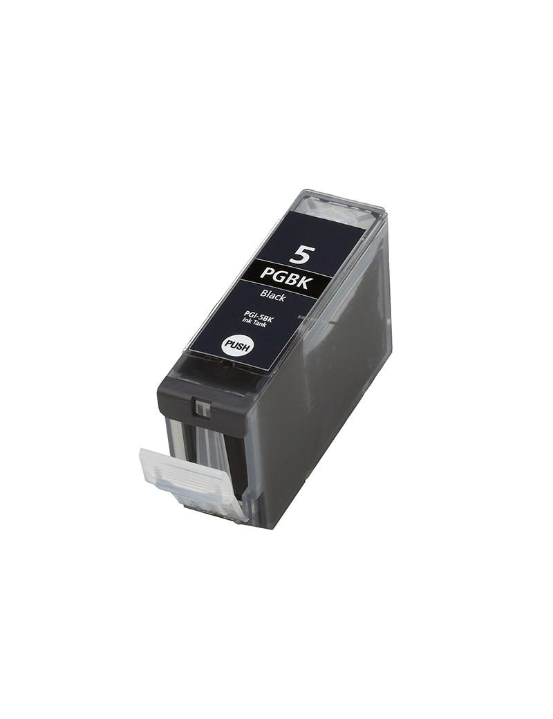 Cartuccia Compatibile Canon PGI-5BK 0628B001 (Nero)