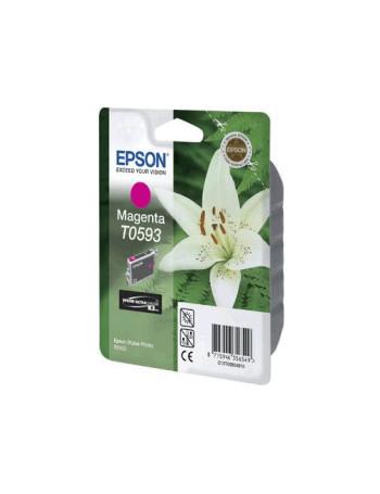 Cartuccia Originale Epson T059940 (Nero Chiaro)