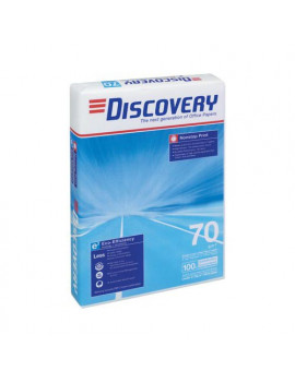 Carta Discovery 70 - A4 - 70 g (Conf. 5)