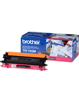 Toner Originale Brother TN-135M (Magenta 4000 pagine)