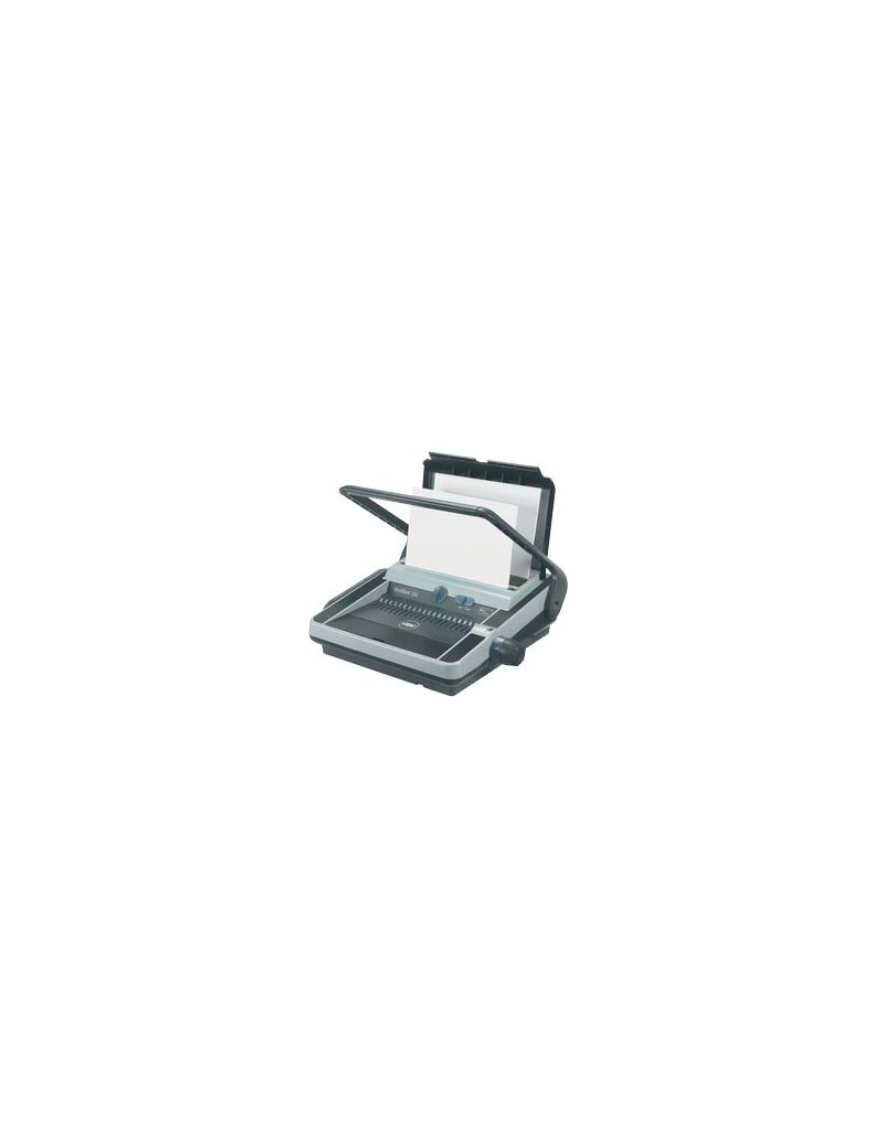 Rilegatrice Multifunzione M230 GBC - 30 Fogli - 4400423 (Grigio e Verde)