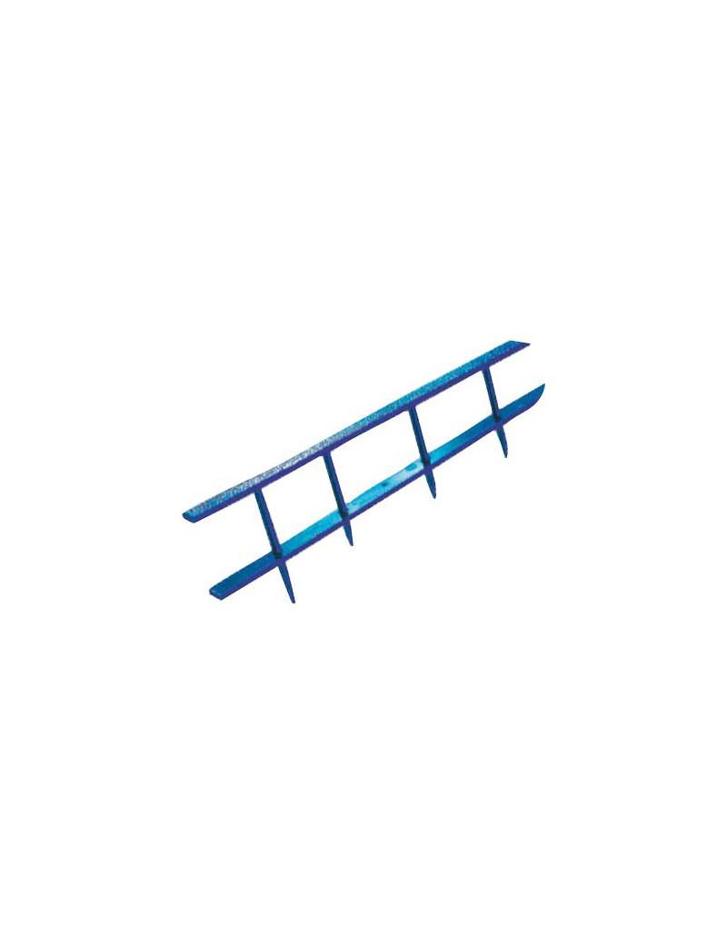 Pettini per Rilegatura a Pettine Surebind GBC - 25 mm - 250 Fogli - 1132840 (Bianco Conf. 100)