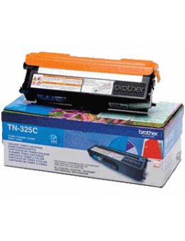 Toner Originale Brother TN-325C (Ciano 3500 pagine)